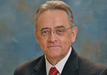 President & CEO Richard C. Gentry
