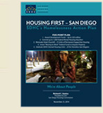 Housing First Report Icon