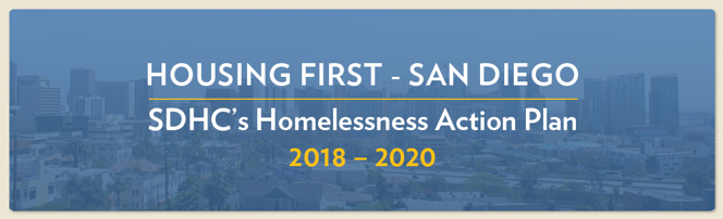 HOUSING FIRST – SAN DIEGO 2018-2020