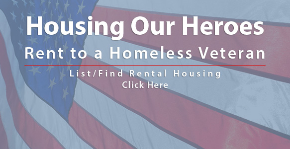 <span>Rental Housing for Veterans</span><br>SDHC introduces service for landlords and homeless Veterans to list and find available rental housing. Click Here.
