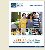 2014-15 Fiscal Year Annual Report