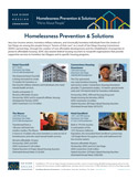 Homelessness Prevention & Solutions