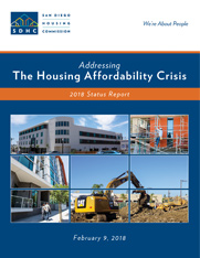 Addressing The Housing Affordability Crisis 2018 Status Report