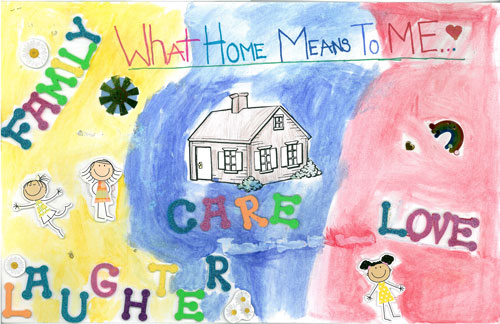 what home means to me essay