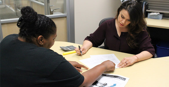 <span>Financial Counseling</span><br>Rental Assistance participants can improve their lives by taking advantage of free financial counseling and workshops at the SDHC Achievement Academy.
