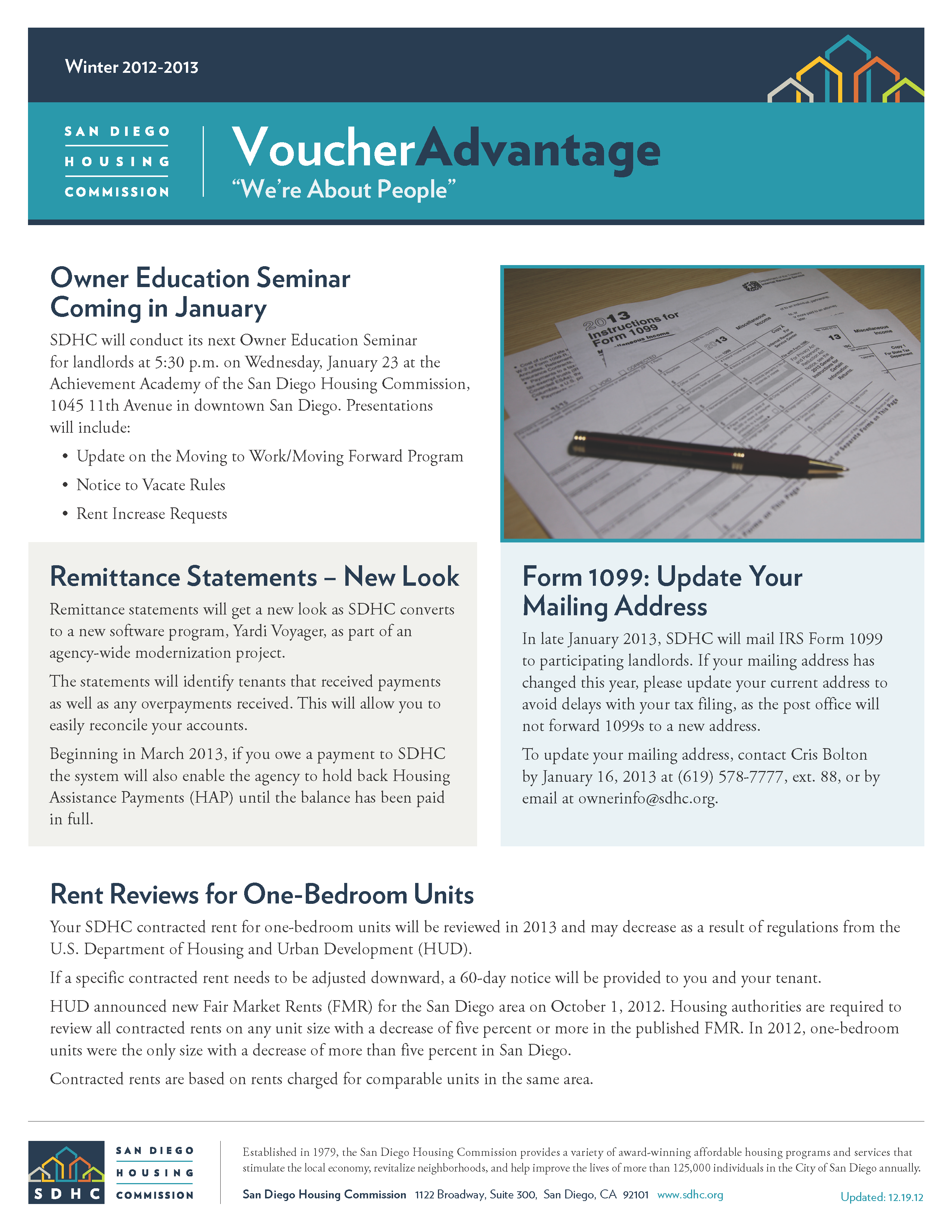 Voucher Advantage_Winter 2012-2013