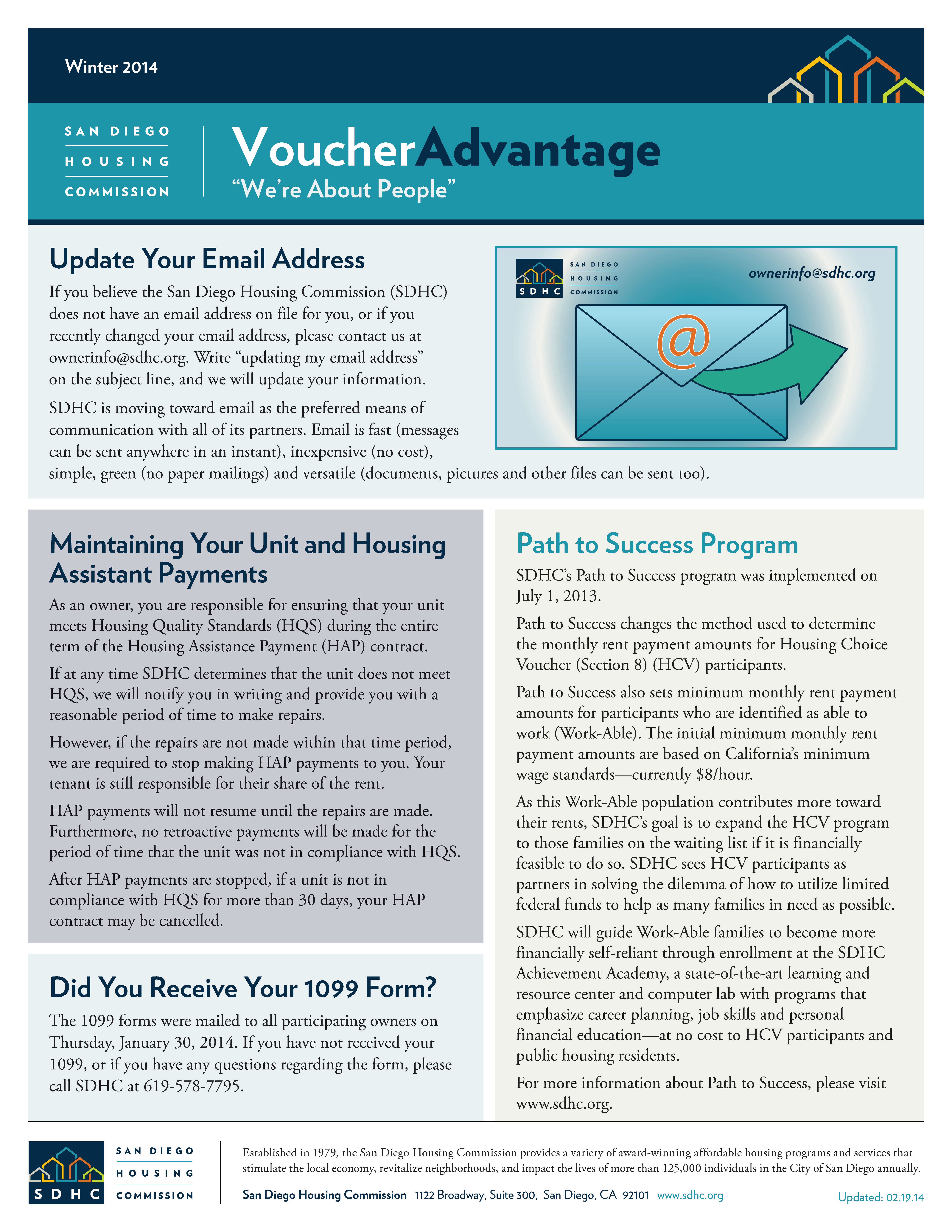Voucher Advantage_winter 2014
