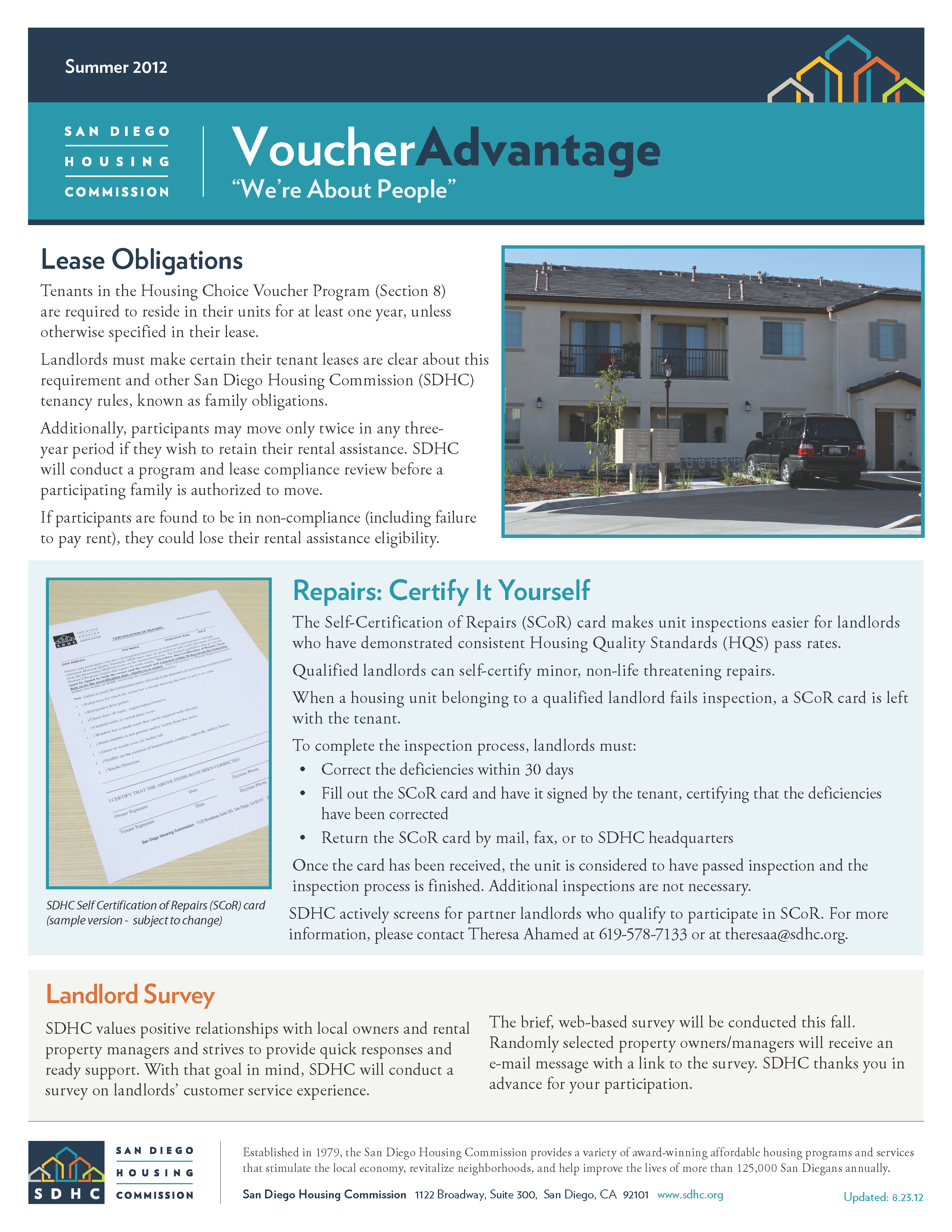Voucher Advantage_Summer 2012