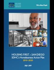 HOUSING FIRST –SAN DIEGO: 2018-2020