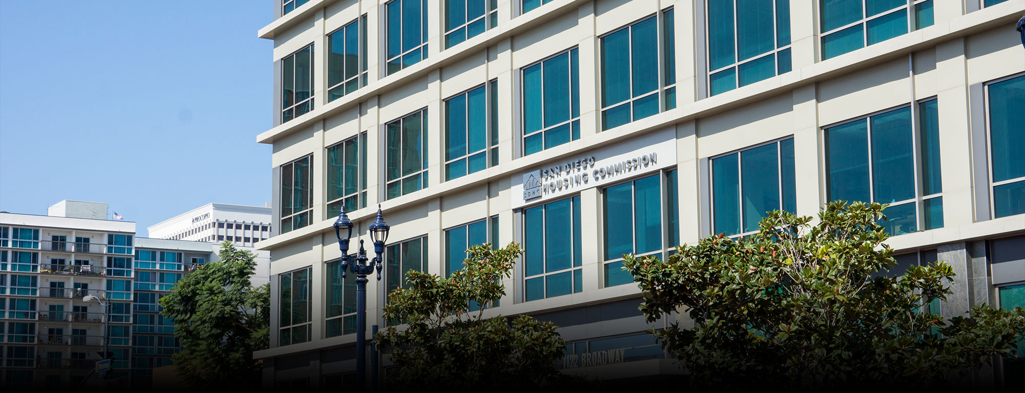 Contact The San Diego Housing Commission