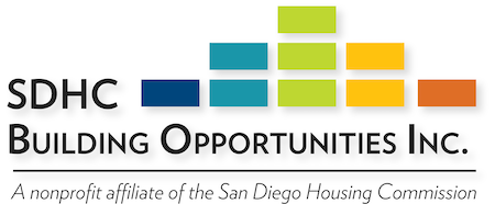 SDHC Building Opportunities Inc. Logo