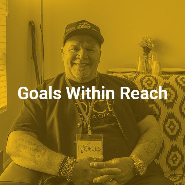 Goals Within Reach