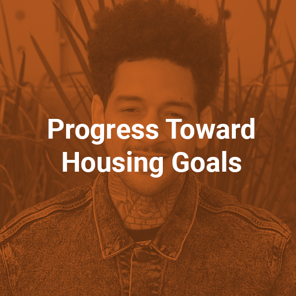 Progress Toward Housing Goals