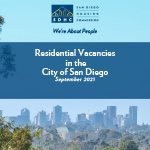 Residential Vacancies in the City of San Diego Cover